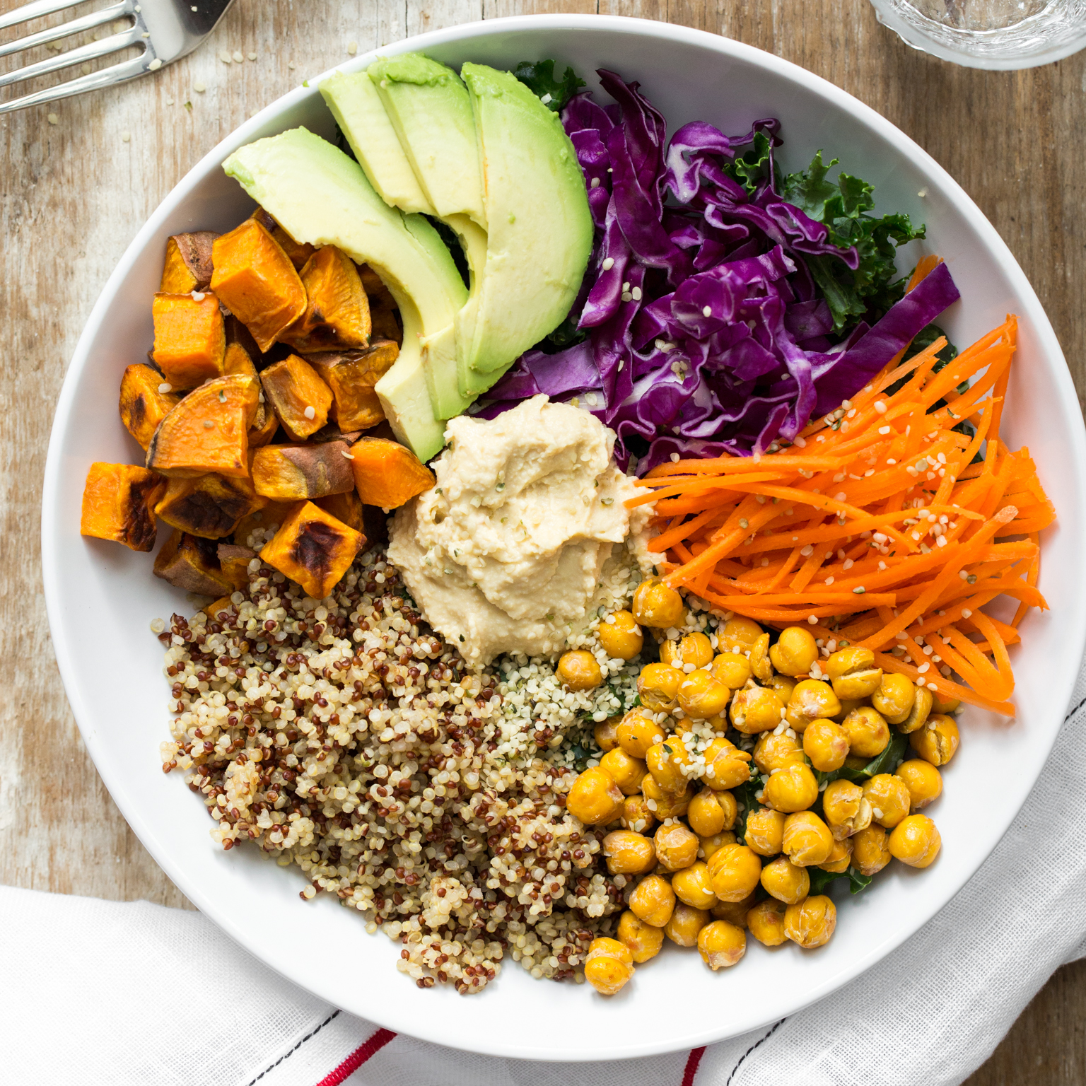 Rainbow bowls | From Paddock To Plate